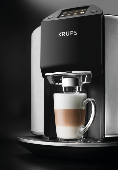 KRUPS Barista New Age Automatic Espresso Bean to Cup Coffee Machine